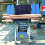 Przewożenie materiałów windą Geda