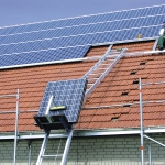 Platforma solarna Geda