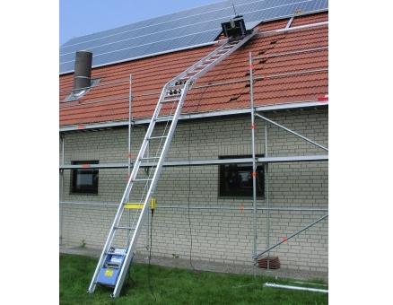 GEDA Solar Lift - winda dekarska